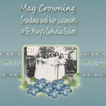 Maycrowning Grandma