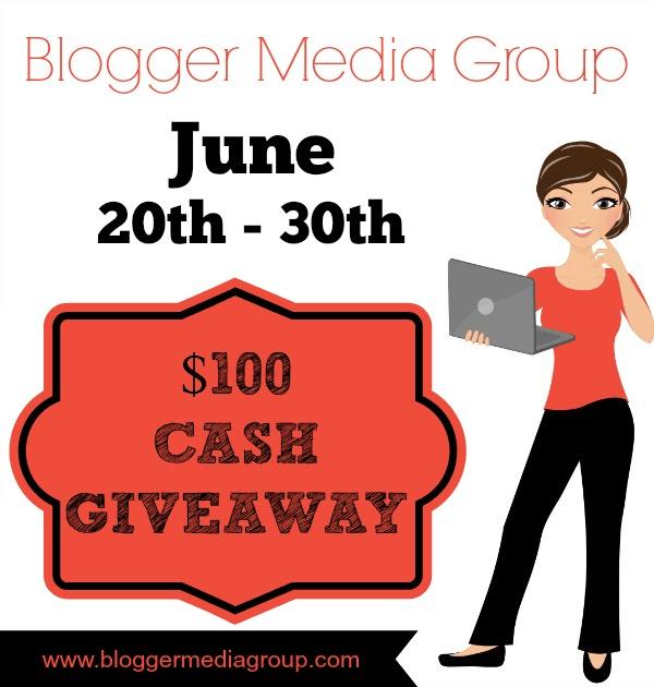bloggermediagroupjune giveaway