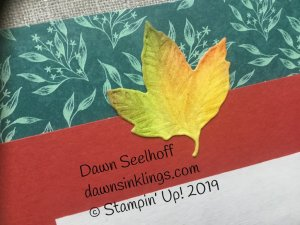 Stamp It Fall Blog Hop