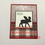 Merry Moose, Stampin