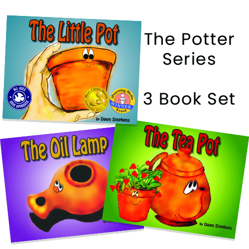 Buy all three books
