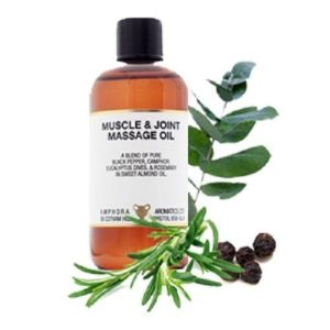 AMPHORA MUSCLE & JOINT BATH OIL
