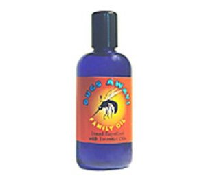 AMPHORA FAMILY SIZE BUGS AWAY OIL 100ML