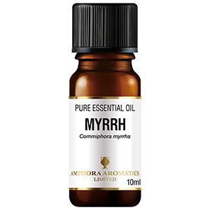 Amphora Myrrh Essential Oil 10mls