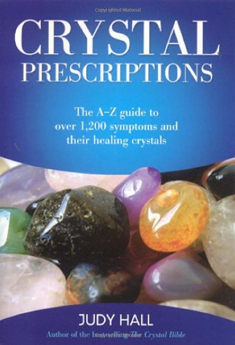 CRYSTAL PRESCRIPTIONS BOOK