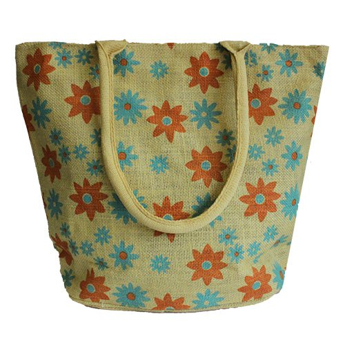 Jute Super-Shopper Bag