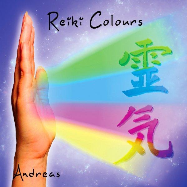 REIKI COLOURS CD