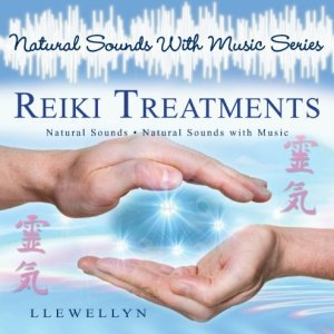 REIKI TREATMENTS PARADISE MUSIC RELAXATION CD