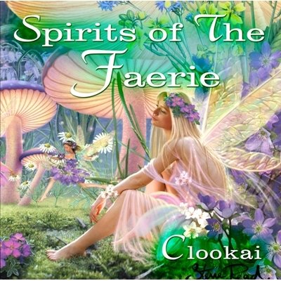 SPIRITS OF THE FAERIE - PARADISE MUSIC RELAXATION CD