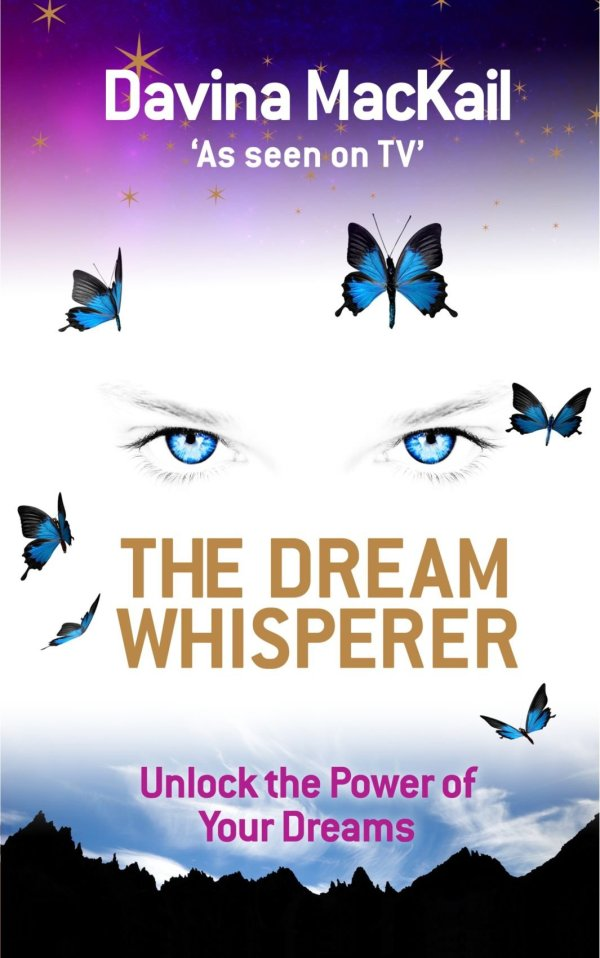 THE DREAM WHISPERER BOOK
