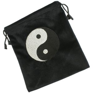 Yin Yang Tarot Card Bag