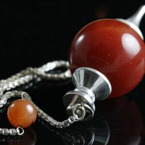 Gemstone Sphere Pendulums