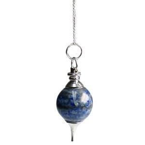 Lapis Sphere Pendulum