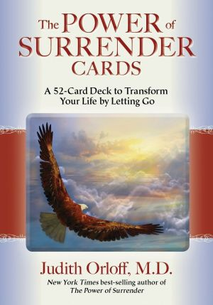 The Power of Surrender Cards By Judith Orloff