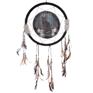 Decorative Lisa Parker Sacred Circle 33cm Dreamcatcher