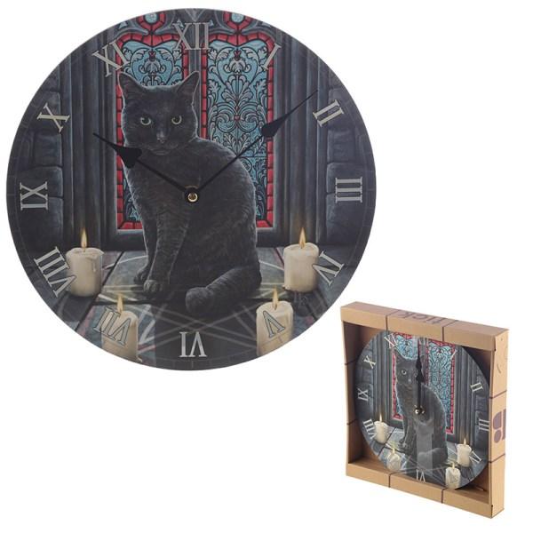 Decorative Sacred Circle Lisa Parker Wall Clock