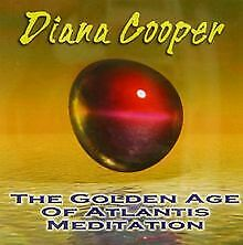 The Golden Age of Atlantis... by Diana Cooper & Andrew Brel CD