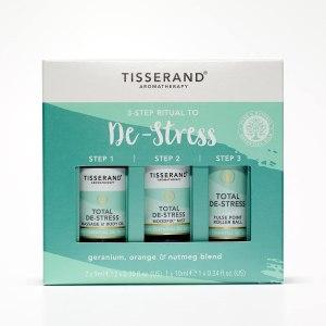 Tisserand Aromatherapy Three Step Ritual To De-Stress by Tisserand Aromatherapy