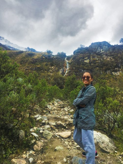 Laguna 69 hike