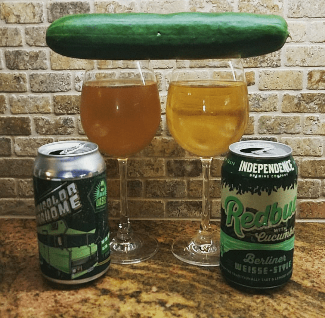 Battle of the Austin Texas Cucumber Craft Brews