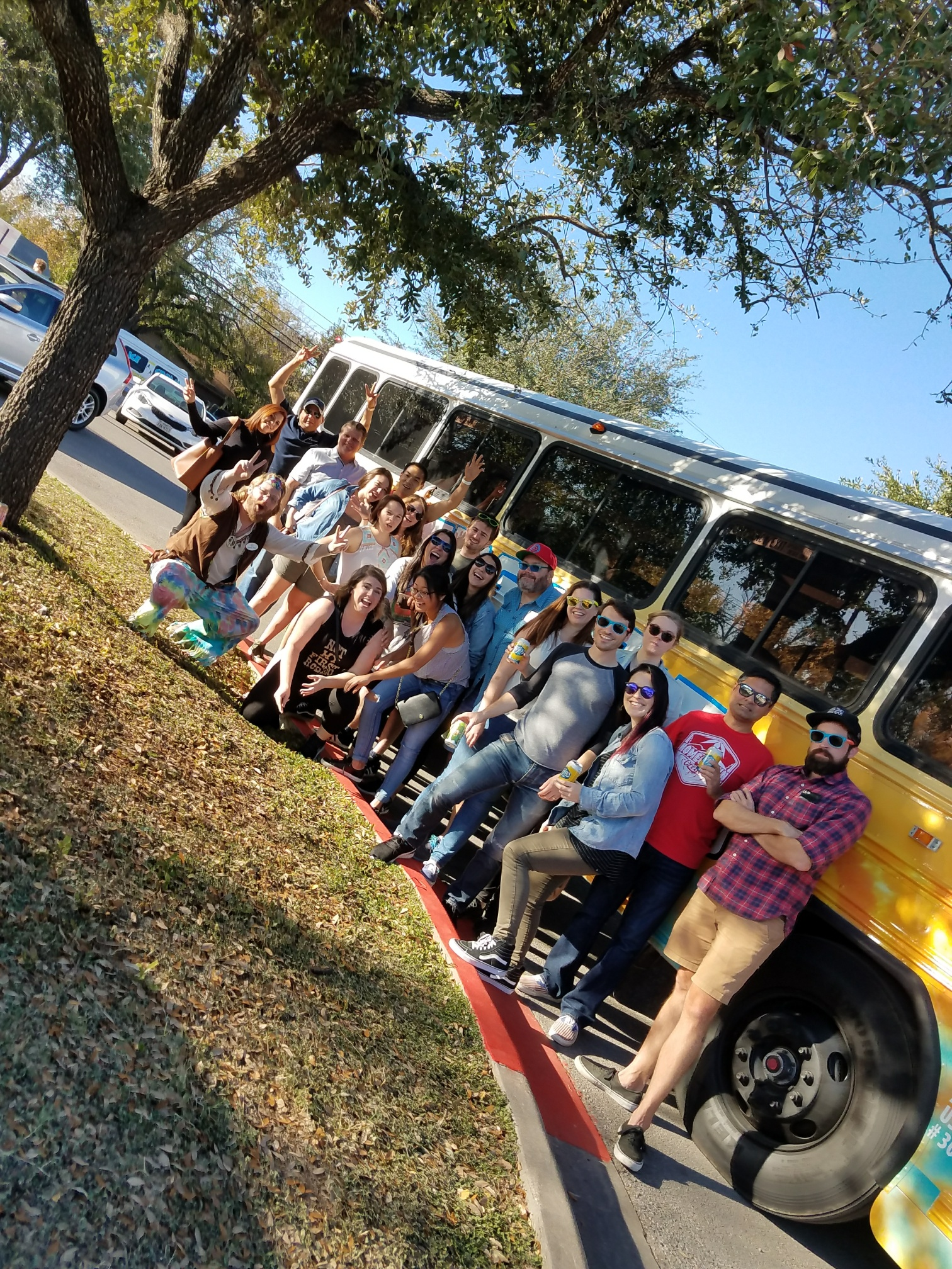 Twisted Texas Tour: Live Music & Brewery