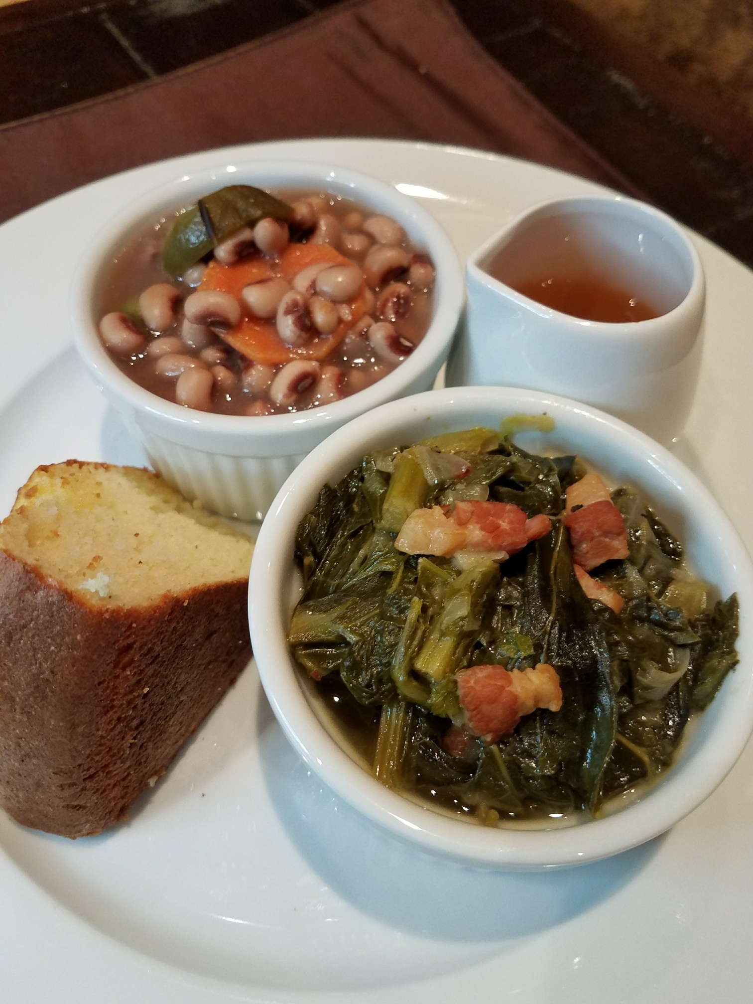 Southern Style (Mixed) Greens – Simply Soul