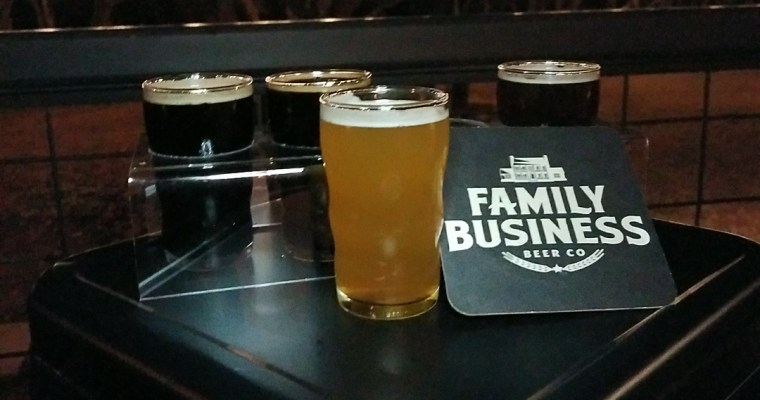 Family Business Beer Company [Dripping Springs, TX]: Visit to a New ATX area Brewery