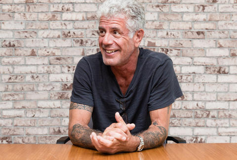 Anthony Bourdain: ONE OF A KIND