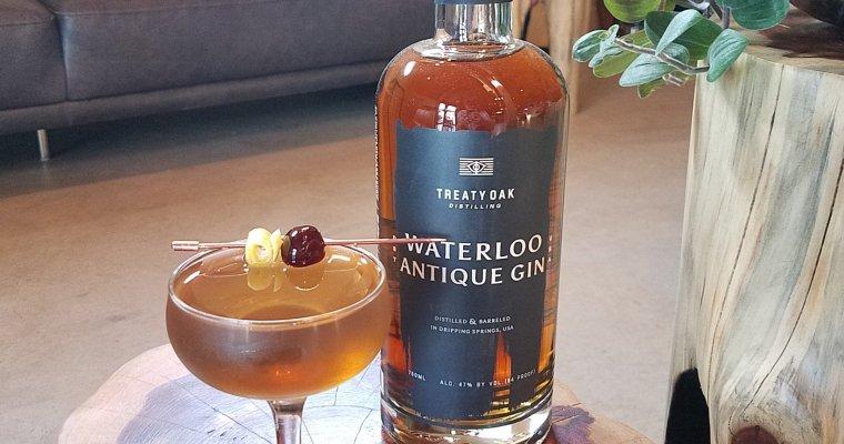 """Treaty Oak Distilling: Sneak Peek Gin-To the """"Cocktail Lab"""""""