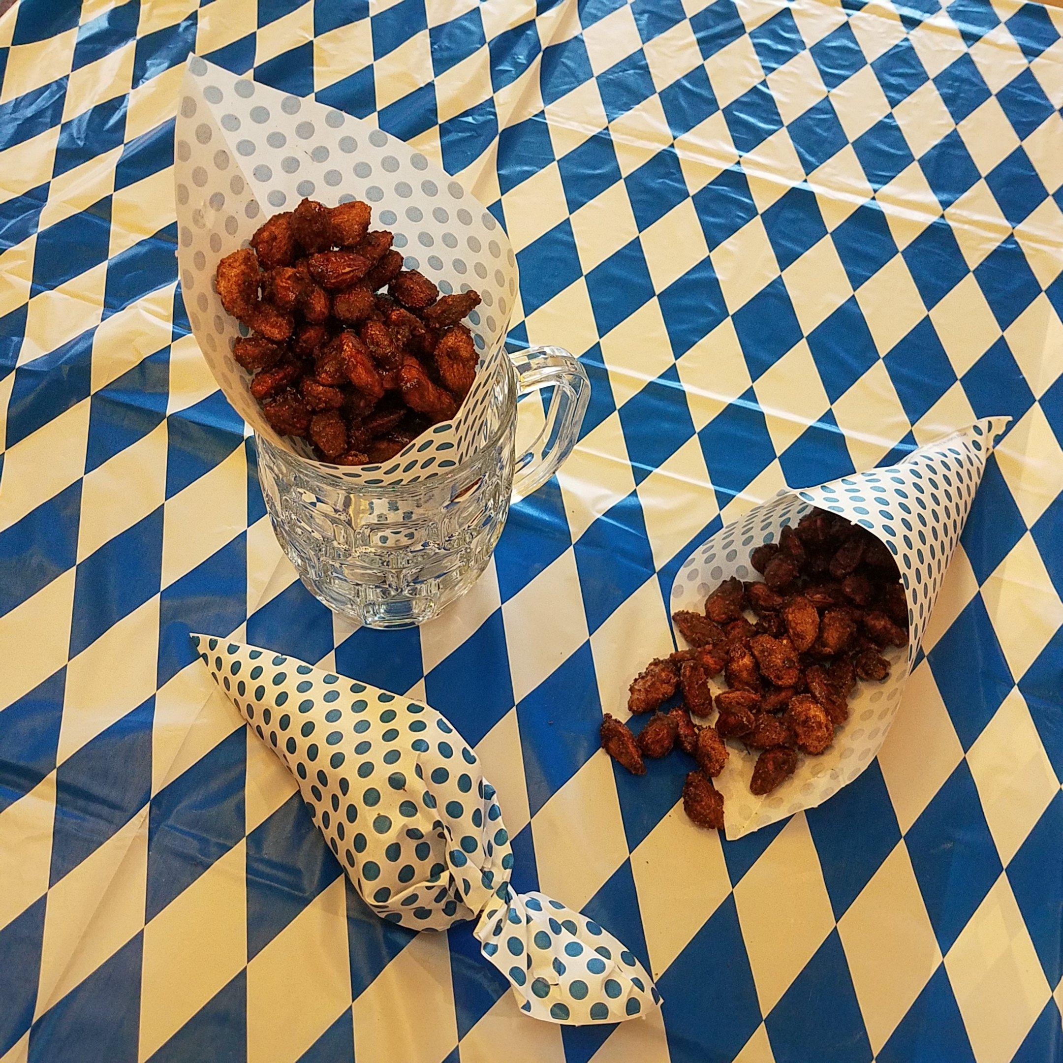 """Gebrannte Mandeln (""""Burnt"""" Almonds)"""