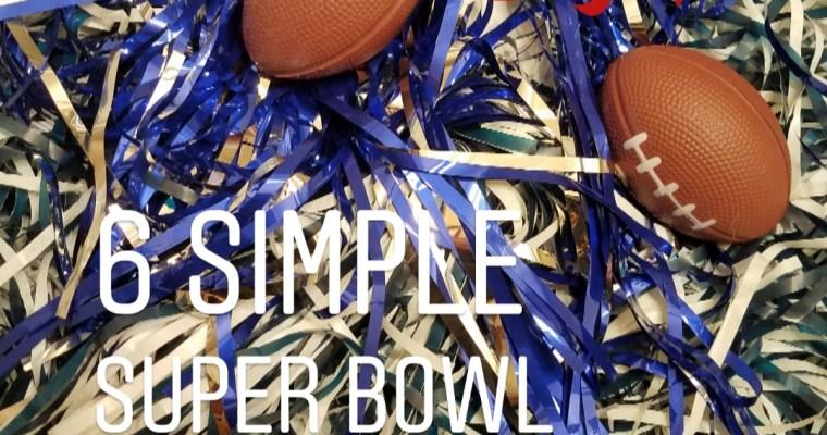 6 Easy Super Bowl Bite Recipes