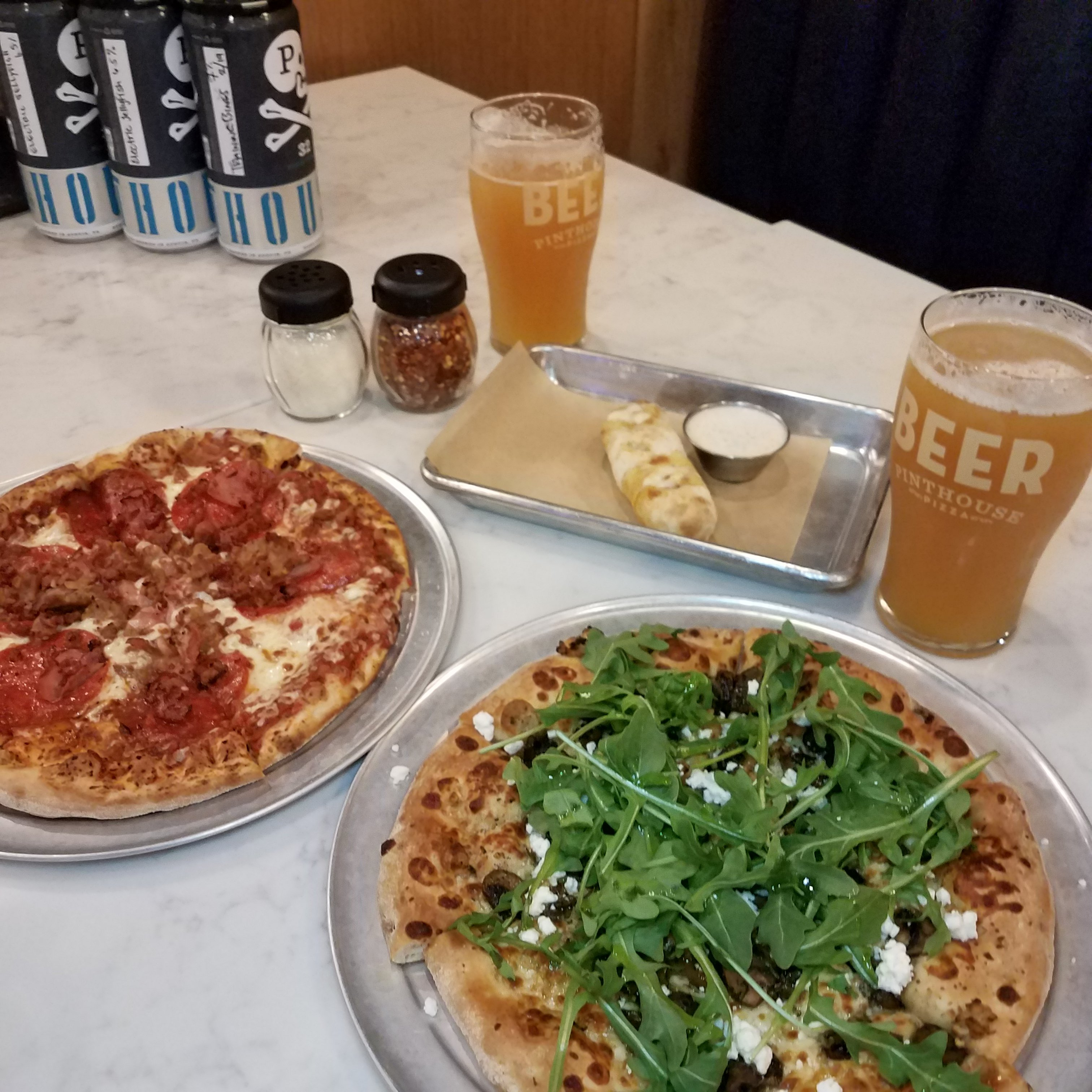 Pinthouse Pizza Round Rock Grand Opening