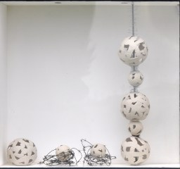"""""""Space for Memories"""" $610.00 - POA for individual components of this installation or custom sculpture orders"""