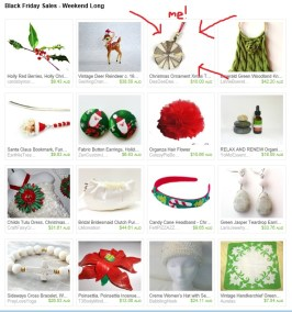 This treasury is made by Carto Creative for the Etsy Meet & Tweet team and includes one of my Xmas decorations.... Use coupon blackfriday14 in participating stores for discounts Search for etsymntweet on social media for participating stores