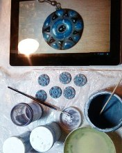 Dawn Whitehand jewellery design
