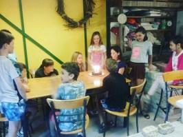 claymotion birthday party