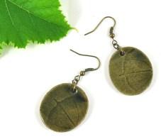 DeeDeeDeesigns Pumpkin Leaf Earrings_004