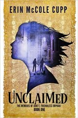 Review: Unclaimed by Erin Cupp