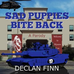 Review: Sad Puppies Bite Back Book and Audiobook