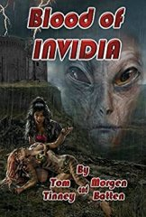One Page Podcast: Blood of Invidia by Tom Tinney & Morgen Batten