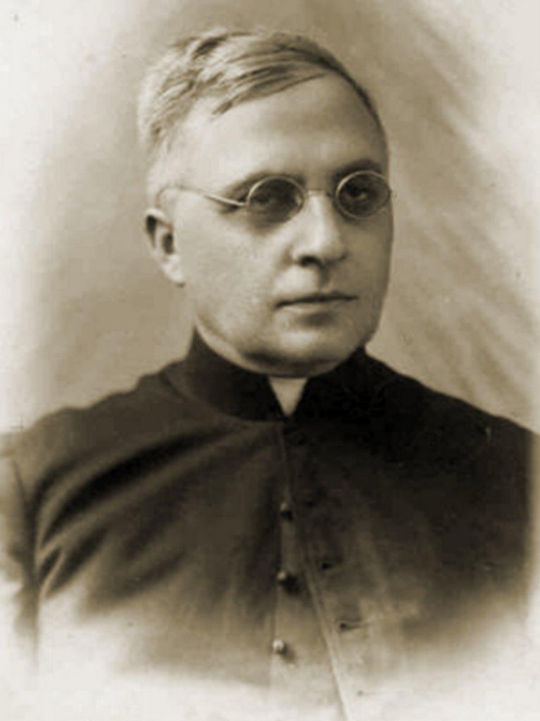 Ksiądz Jan Ignacy Golędzinowski
