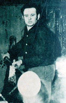 Jan Wagner - członek zarządu OSP