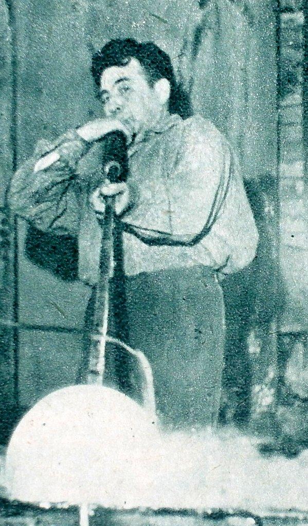 Stanisław Lewandowski - dowódca sekcji