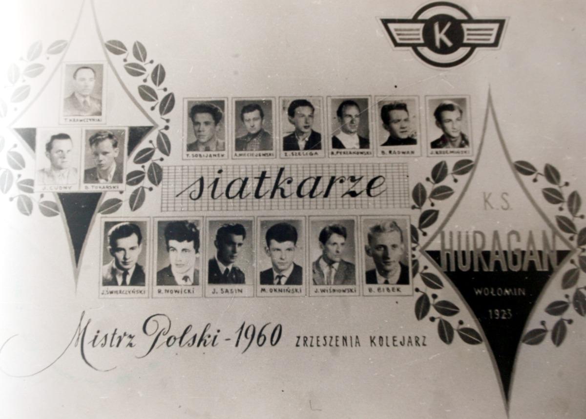 siatkowka mistrz 1960
