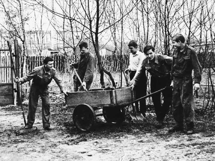 Życie młodzieży wołomińskiej w latach 50-tych i 60-tych ubiegłego wieku (I)