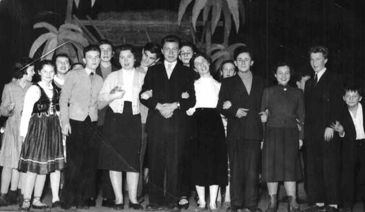 Życie młodzieży wołomińskiej w latach 50-tych i 60-tych ubiegłego wieku (II)