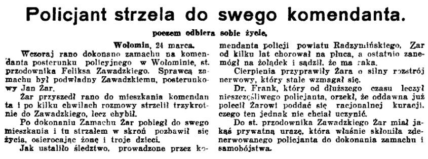 Goniec Nadwiślański 1927.03.26, R. 3 nr 70