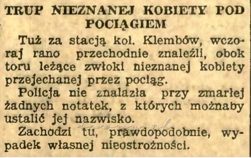 Kurjer Poranny. R. 53, 1929, nr 309