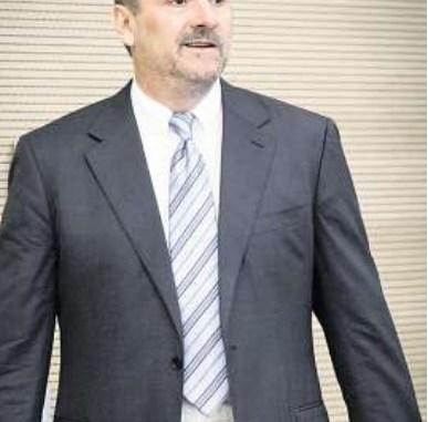 Die zentrale Figur im Prozess am Dresdner Landgericht gegen die sechs ehemaligen Infinus-Manager ist Jörg Biehl. Foto: Ronald Bonß