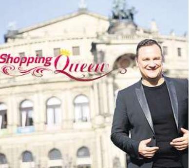 Guido Maria Kretschmer sucht die Shopping Queen von Dresden. Foto: Vox